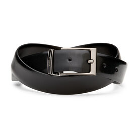 LUCIAN BELT, Black/Black, hi-res