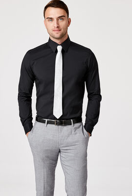 HENDON SHIRT, BLACK, hi-res