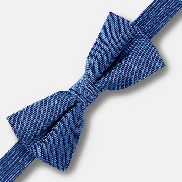LISSON BOW TIE, Blue, hi-res