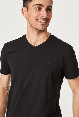LOMASO T-SHIRT, Black, hi-res