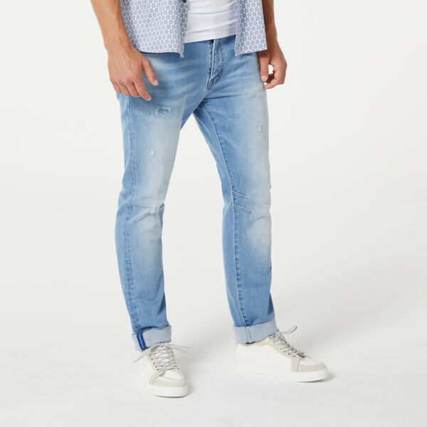 KINGSLAND DENIM, Light Indigo, hi-res