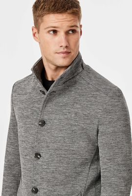 Epping Casual Jacket, Mid Grey, hi-res