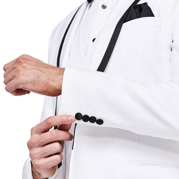 Maciano Tuxedo Jacket, White, hi-res