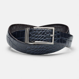 MORELLI BELT, Brown/Navy, hi-res