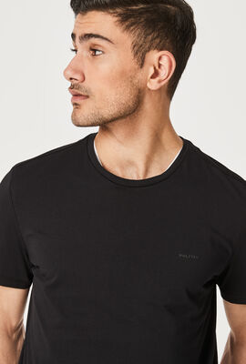 CORTE T-SHIRT, Black, hi-res