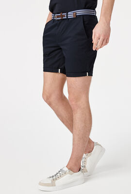NORMAN SHORT , Dark Navy, hi-res
