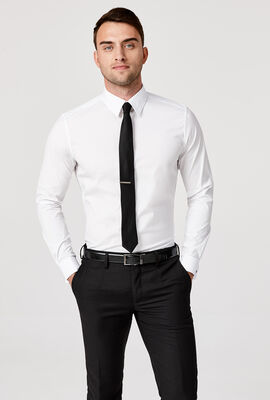 HENDON SHIRT, WHITE, hi-res