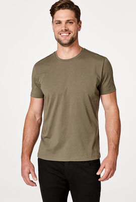 CORTE T-SHIRT, Light Khaki, hi-res