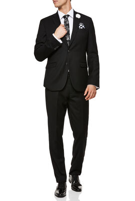 MAGRA SUIT JACKET, Black, hi-res