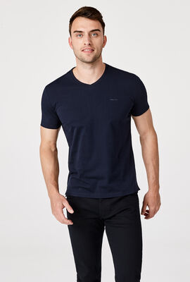 LOMASO T-SHIRT, Navy, hi-res