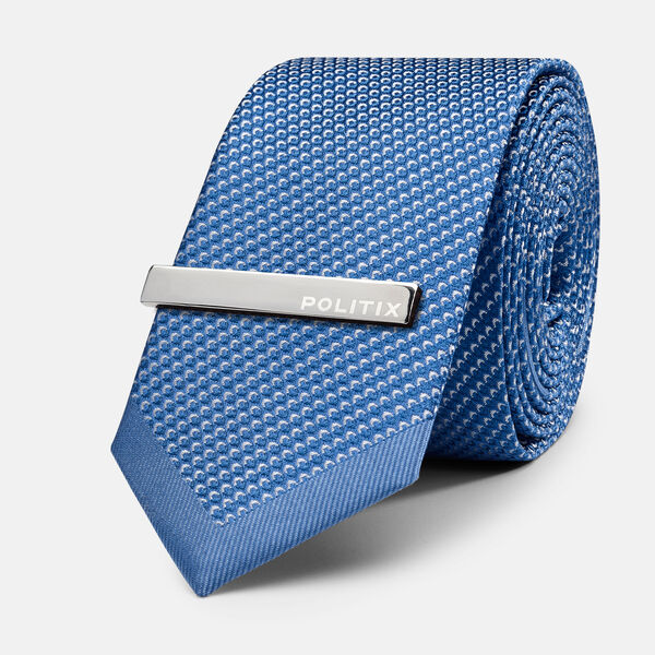 THOMASS TIE, Blue, hi-res