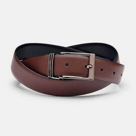 LESLIE BELT, Black/Dark Tan, hi-res