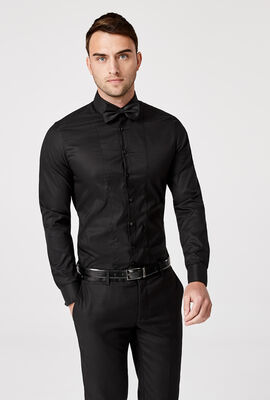 GERSONE SHIRT, Black, hi-res