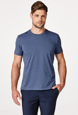 CORTE T-SHIRT, Smoke Blue, hi-res