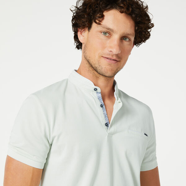 BARRA POLO SHIRT, Mint, hi-res