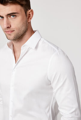 Kew Shirt, White, hi-res