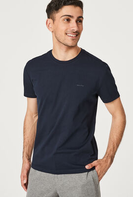 CORTE T-SHIRT, Navy, hi-res