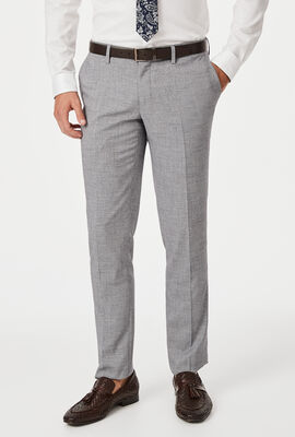 Loggan Suit Pant, Light Grey, hi-res