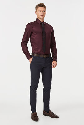 HIGHBURY DRESS CHINO, Navy, hi-res