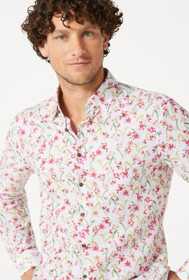 MALFA SHIRT, White/Pink, hi-res