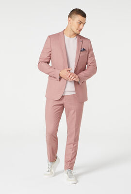 ADELAIDE SUIT PANT, Pink, hi-res