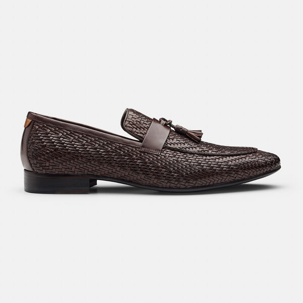 ZAKKARY SHOE, Brown, hi-res