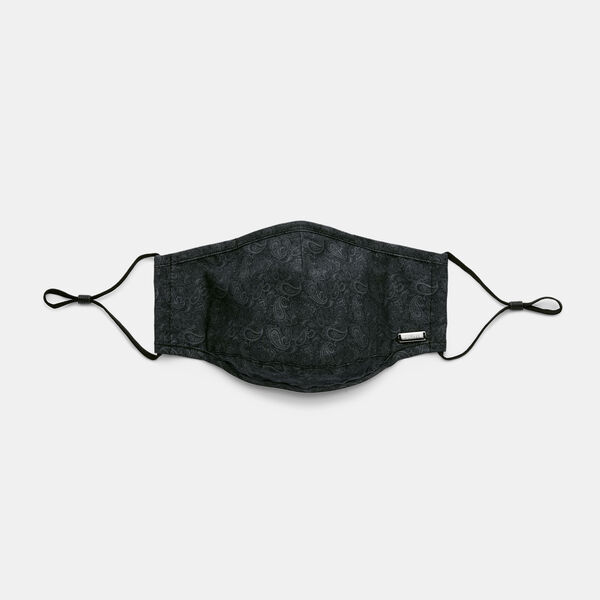 FACE MASK, Black, hi-res