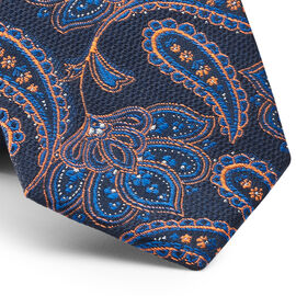 ALIANO TIE, Orange, hi-res