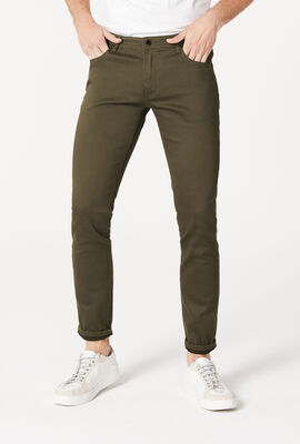 KENNARD DENIM, Khaki, hi-res