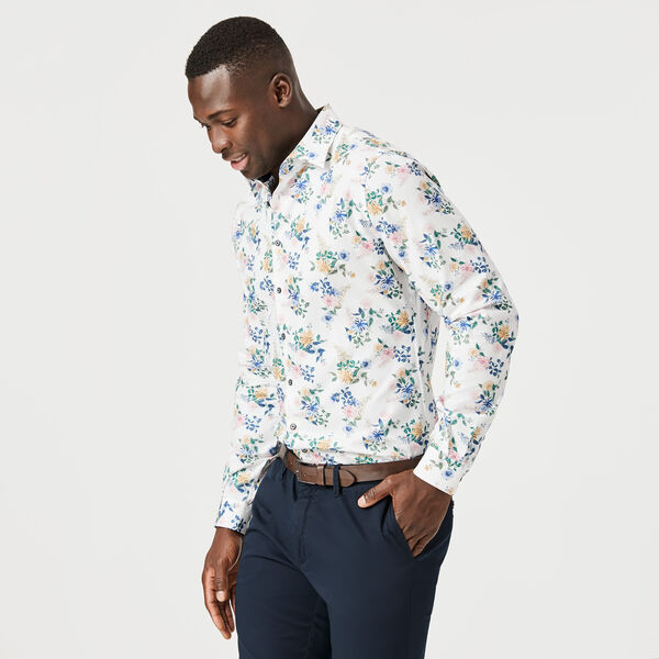 Wessex Shirt, Multi Floral, hi-res