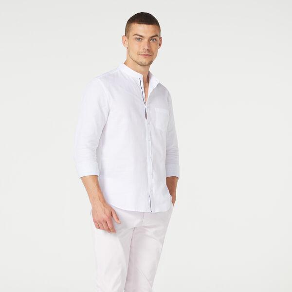 PONSONBY SHIRT, White, hi-res