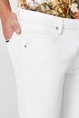 NEWTOWN DENIM, White, hi-res