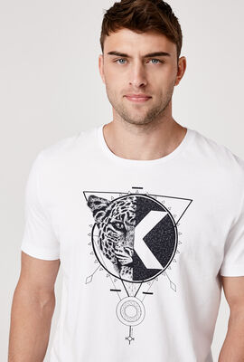 VERANO T-SHIRT, White/Black, hi-res