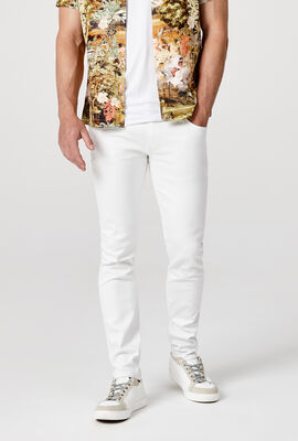 NEWTOWN JEANS, White, hi-res