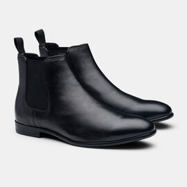 CORVELLA SHOE, Black, hi-res