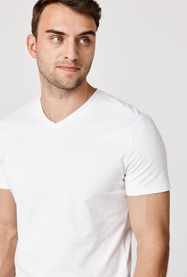 LOMASO T-SHIRT, White, hi-res