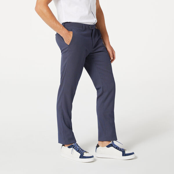 Hereford Suit Pant, Blue Dobby, hi-res