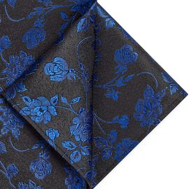 ATOLIA POCKET SQUARE, Royal, hi-res