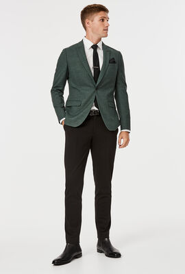 FIELDS SUIT PANT, Black Jersey, hi-res