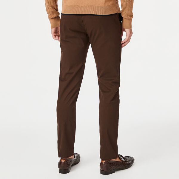 WINSOR CHINO, Brown, hi-res