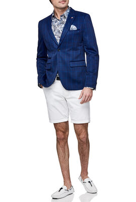 FONTI BLAZER, Navy Check, hi-res