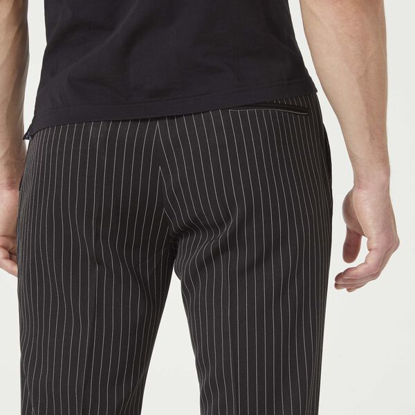 MITCHELL, Black/Pinstripe, hi-res