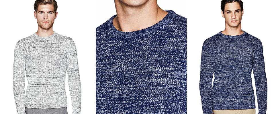 Mens maple knitwear